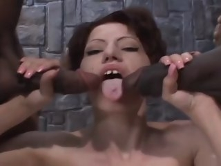 facial blowjob